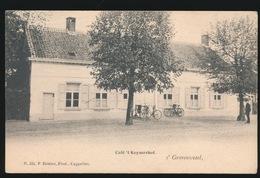 's GRAVENWEZEL   CAFE 'T KEYZERSHOF - Schilde