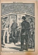 """Le Roi Des Boxeurs N°171 1935 """"Le Capitaine Du Callisthènes"""" José Moselli - Aventure"""