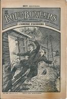 """Le Roi Des Boxeurs N°162 1935 """"L'Auberge D'Akushima"""" José Moselli - Adventure"""