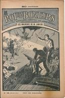 """Le Roi Des Boxeurs N°169 1935 """"Les Malheurs De M. Lam-Sui"""" José Moselli - Aventure"""