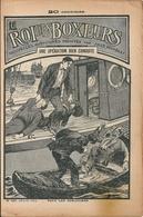 """Le Roi Des Boxeurs N°167 1935 """"Un Opération Bien Conduite"""" José Moselli - Aventure"""