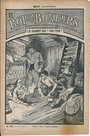 """Le Roi Des Boxeurs N°148 1935 """"Le Canot Du Taï-Yen"""" José Moselli - Adventure"""