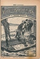 """Le Roi Des Boxeurs N°168 1935 """"Le Chinois Inconnu"""" José Moselli - Adventure"""
