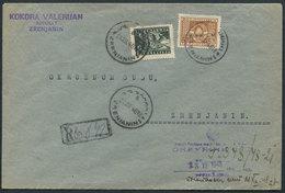 17.Yugoslavia 1948 R-letter Zrenjanin Loco Official Stamp - 1945-1992 République Fédérative Populaire De Yougoslavie