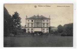 Merbes Le Château  Habitation De Mr.Henroz - Merbes-le-Château