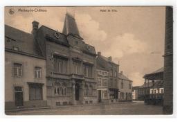 Merbes-le-Château   Hôtel De Ville - Merbes-le-Château