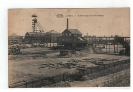 JUMET - Charbonnages Des Hamendes 1928 - Charleroi
