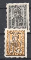Portugal 1953 Mnh ** 19 Euros - Unused Stamps