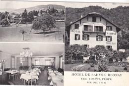 Suisse - Vaud - Blonay - Hôtel Bahyse (34) - Hotels & Restaurants