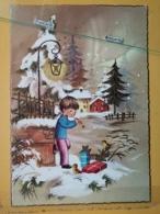 KOV 8-172 - NEW YEAR, Bonne Annee, Children, Enfant, Fifre, Fife - Nouvel An