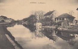 AUXERRE: La Maladière - Auxerre
