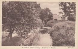 BOURG-la-REINE: La Bièvre Au Moulin - Bourg La Reine