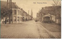 LIER: Steenweg Berlaer - Lier