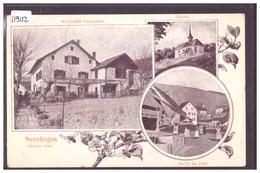 NENZLINGEN - GASTHAUS PENSION DANNACHER - TB - BL Basle-Country