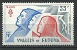 """Wallis Aerien YT 96 (PA) """" Appel Du 18 Juin """" 1979 Neuf** - Poste Aérienne"""