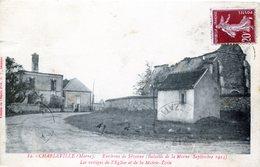 CHARLEVILLE (51) Environs De Sezanne Edition . Etoile D'Or - Autres Communes