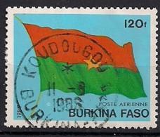 YT N° PA 278 - Oblitéré - Symboles Nationaux - Burkina Faso (1984-...)