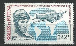 """Wallis Aerien YT 104 (PA) """" J. Mermoz """" 1980 Neuf** - Posta Aerea"""
