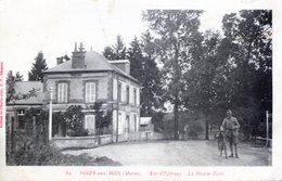 SOIZY AUX BOIS (51) Environs De Sézanne Edition Etoile D'Or - Autres Communes