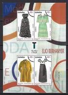 Spain - Spanish Fashion (Specime) - Blocs & Hojas