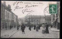 59, Maubeuge, Place Jean Mabuse - Maubeuge