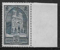 France N° 259 Neuf Sans Gomme - Francia