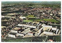 Romans Sur Isère Vue Générale Aérienne Au Premier Plan, Quartier De La Monnaie - Romans Sur Isere