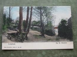 LINKEBEEK - RUE ST. SEBASTIEN ( Gekleurd ) - Linkebeek
