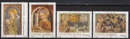 Yugoslavia,Art 1989.,MNH - 1945-1992 República Federal Socialista De Yugoslavia
