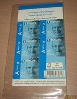 10 X Boekje 157** Z.M.Koning Filip 4586** / S.M.Roi Philippe = 50 Zegels / 50 Timbres Europe - Carnets 1953-....