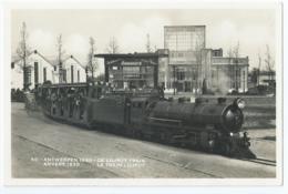 Antwerpen - Anvers - De Liliput Trein - Le Train Liliput - 1930 - Antwerpen