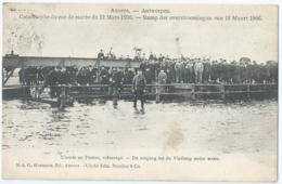 Antwerpen - Anvers - Ramp Der Overstroomingen Van 12 Maart 1906 - No 4 G. Hermans - Antwerpen