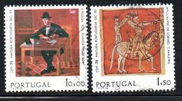N° 1261,2 - 1975 - Used Stamps
