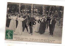 CPA - 75 - PARIS 6e - BULLIER - 1847 - 1907 - Le Plus Ancien, Le Plus Grand Bal De PARIS - La SIAMOISE Nouvelle Danse - Arrondissement: 06