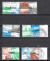 Nederland 2019 Nvph Nr ???, Mi Nr 3839 - 3844. Openbaar Vervoer: Trein, Train, Bus, Tram, Intercity, Veerdienst - 2013-... (Willem-Alexander)
