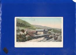 ##(DAN1912)-Udine-Tarvisio Stazione - Tarvis Bahnhof - Usata, Used 1899   Treno-railway - Udine