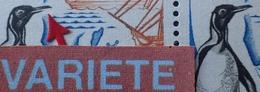 R1949/1475 - 1972 - DECOUVERTE DES ILES CROZET Et KERGUELEN - N°1704 TIMBRES NEUFS** - VARIETE ➤➤➤ Bec Cassé - Variétés Et Curiosités