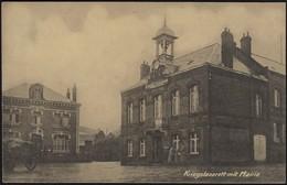 Feldpostkarte 1917. Occupation De La France. Walincourt, Nord. Lazaret, Mairie - Médecine