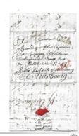Lettre 1806  Marque P47P / SAUMUR Tarif Militaire 15c Pour STRASBOURG  Marque Arrivée 19 - Postmark Collection (Covers)