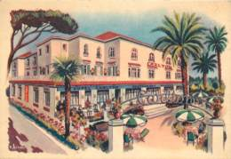 06 - JUANS LES PINS HOTEL CARLTON - Antibes