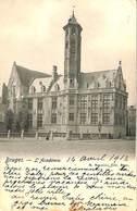 CPA - Belgique - Brugge - Bruges - L'académie - Brugge