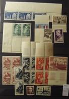 12 - 19 //  France- Année 1940 -  Lot De Timbres Tous ** - Frankreich