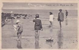 4770113Groeten Uit Ter Heijde Aan Zee. – 1933. (zie Hoeken En Randen) - Niederlande