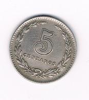 5 CENTAVOS 1929 ARGENTINIE /9436/ - Argentine