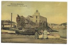 66-PORT-VENDRES-La Presqu'Ile...  Animé - Port Vendres