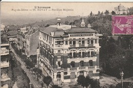 ROYAT  Pavillon Majestic - Royat