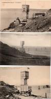 Diélette Flamanville - Tours De La Cabotière - Mine De Fer - édit. Lefrançois 66 67 72 - Frankrijk