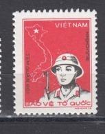 Vietnam 1976 - Portofreiheitsmarke Mi-Nr. 28, MNH** - Vietnam