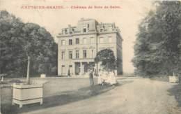 Belgique - Braine-le-Château - Wauthier-Braine - Château De Bois De Salm - Braine-le-Château