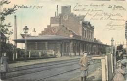 Belgique - Nivelles - La Station - Couleurs - Nivelles